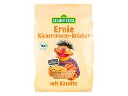 SESAMSTRASSE Ernie Kichererbsen Kraecker