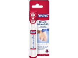 SOS Nagel Hilfe Stift zur Behandlung von Naegeln mit Pilzinfektion