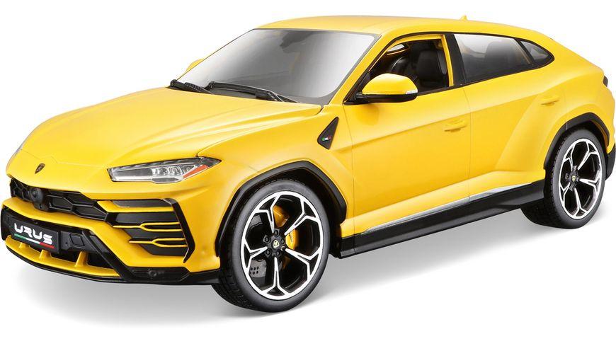 Bburago 1 18 Lamborghini Urus gelb