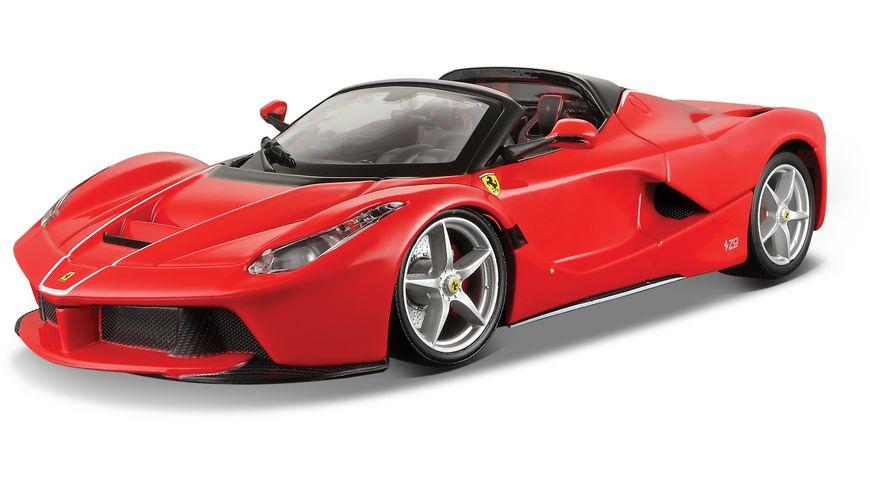 Bburago 1 24 Ferrari LaFerrari Aparta rot