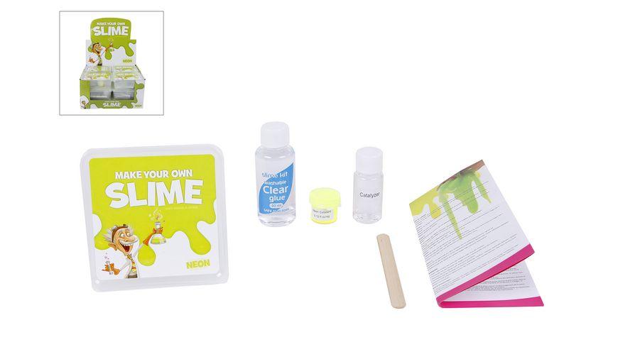 Van Manen DIY Slime Neon sortiert