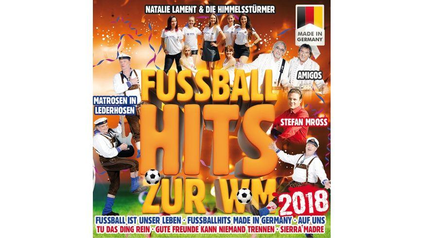 Fussballhits zur WM 2018 Made In Germany