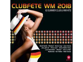 Clubfete WM 2018 63 Club WM Party Hits