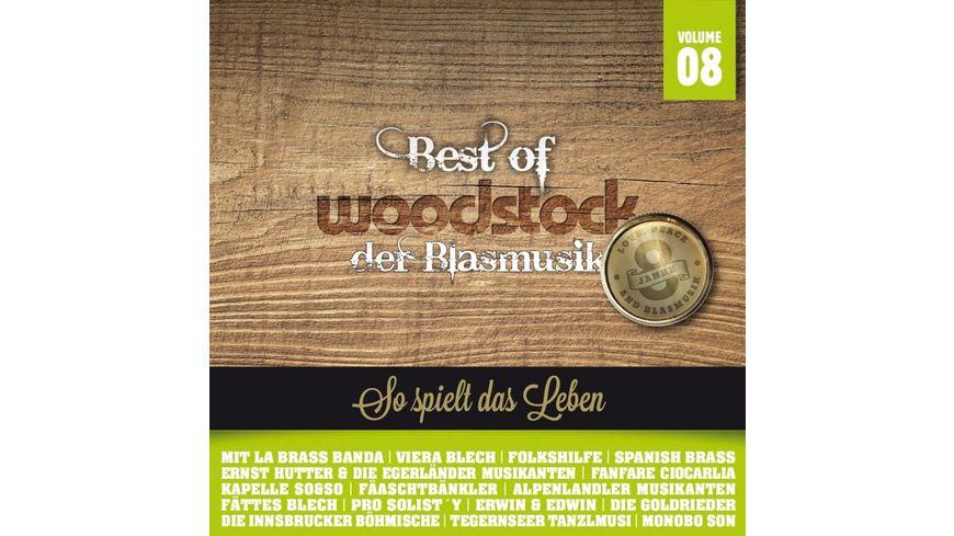 Best Of Woodstock der Blasmusik