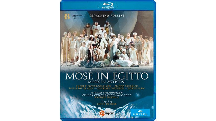 Rossini Mose in Egitto Moses in Aegypten