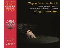 Tristan und Isolde Bayreuth 1958