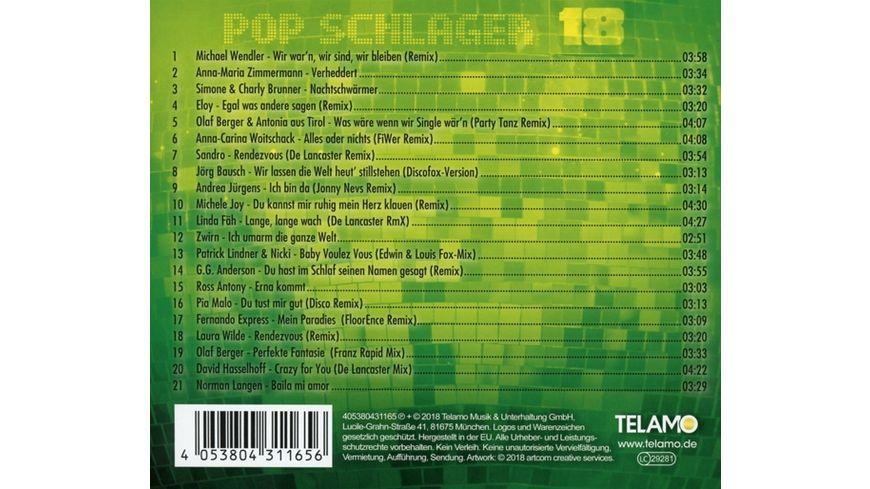 Pop Schlager 18