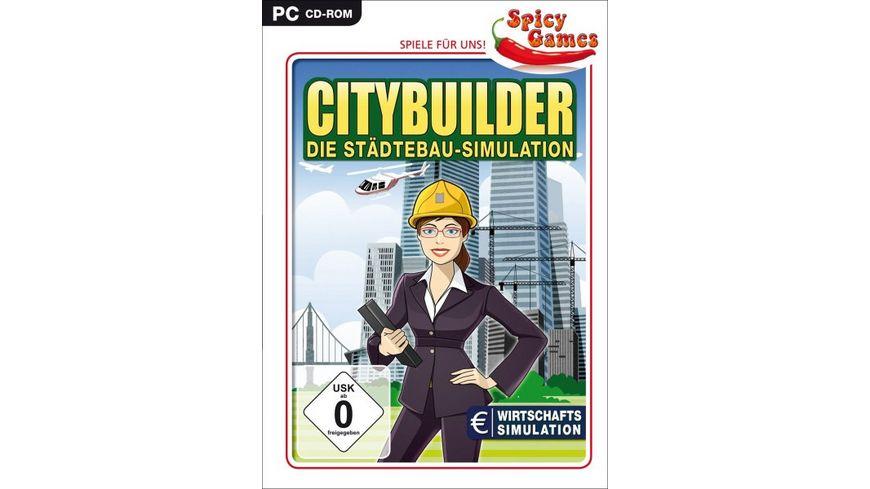 CityBuilder Die Staedtebau Simulation