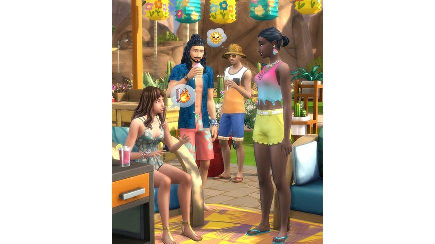 Die Sims 4 Jahreszeiten Add On CIAB