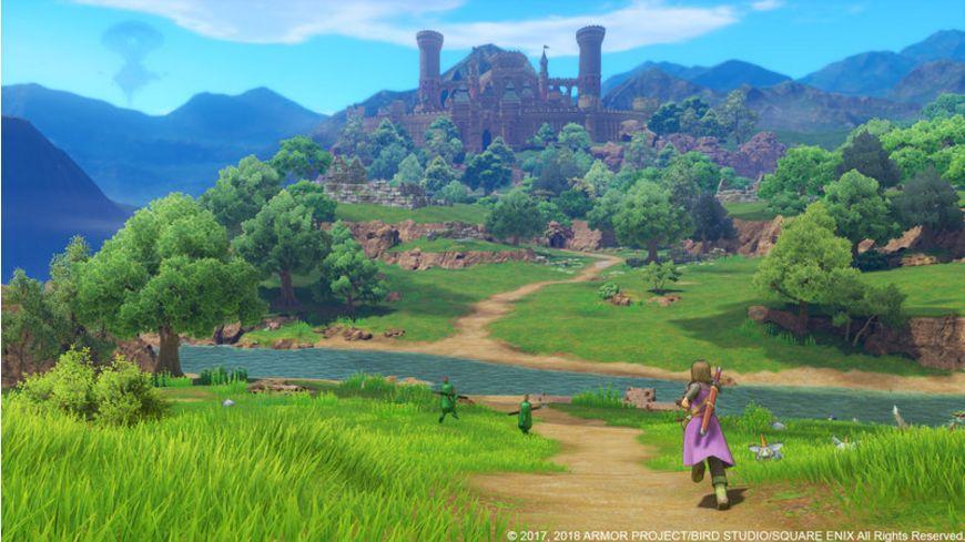Dragon Quest XI Streiter des Schicksals D1