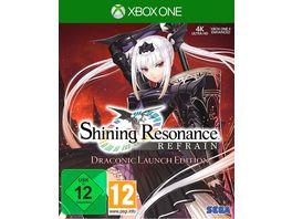 Shining Resonance Refrain Limited Edition
