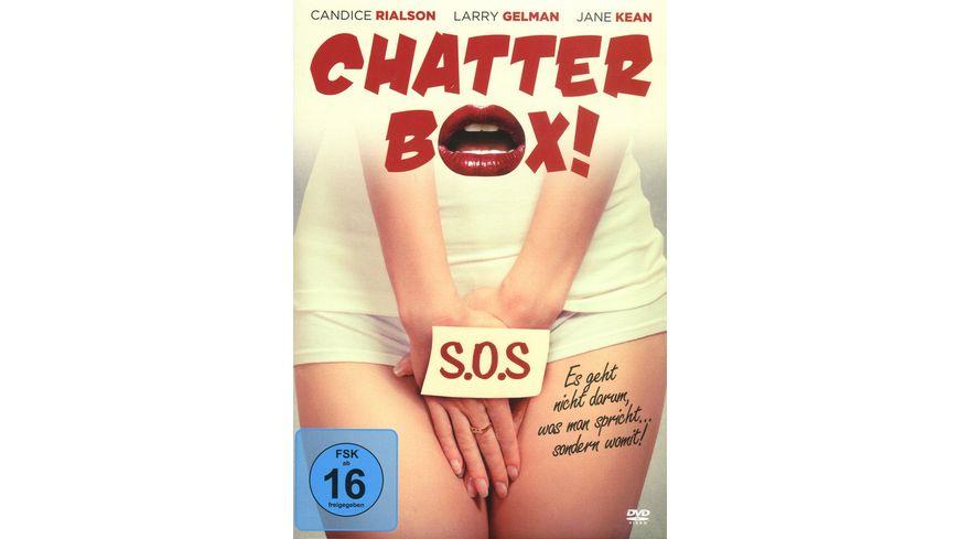 Chatterbox Es geht nicht darum was man spricht sondern womit