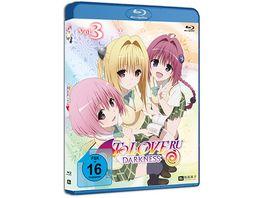 To Love Ru Darkness Blu ray 3