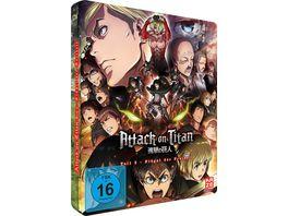 Attack on Titan Anime Movie Teil 2 Fluegel der Freiheit Limitiertes Steelcase
