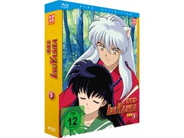 InuYasha Die TV Serie Box Vol 5 Episoden 105 138 4 BRs