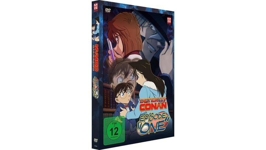 Detektiv Conan Episode ONE Der geschrumpfte Meisterdetektiv LE