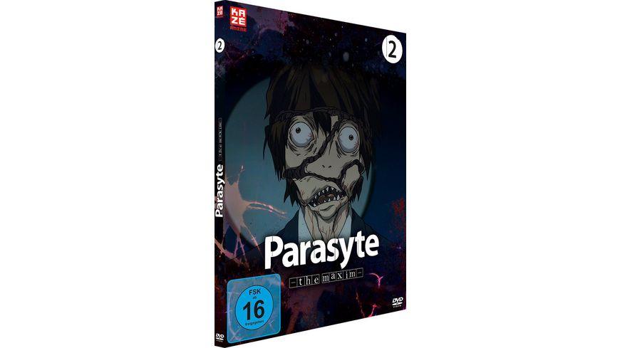 Parasyte The Maxim DVD 2 2 DVDs