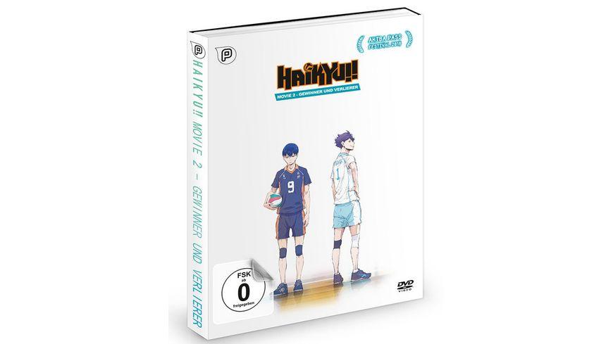 Haikyu Movie 2 Gewinner und Verlierer
