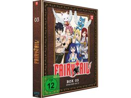 Fairy Tail TV Serie Box 3 Episoden 49 72 3 BRs