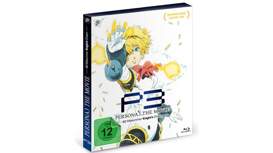 Persona 3 The Movie 02 Midsummer Knight s Dream