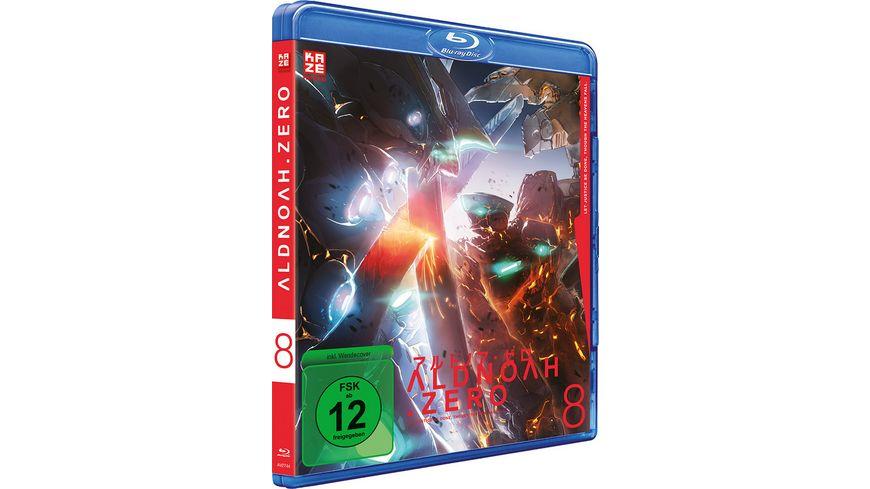 Aldnoah Zero 2 Staffel Blu ray 8