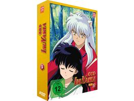 InuYasha Die TV Serie Box Vol 5 Episoden 105 138 5 DVDs