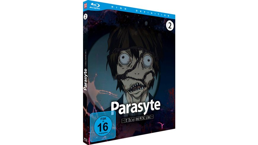Parasyte The Maxim Blu ray 2