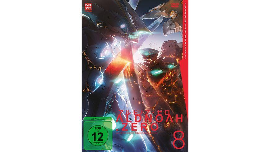 Aldnoah Zero 2 Staffel DVD 8