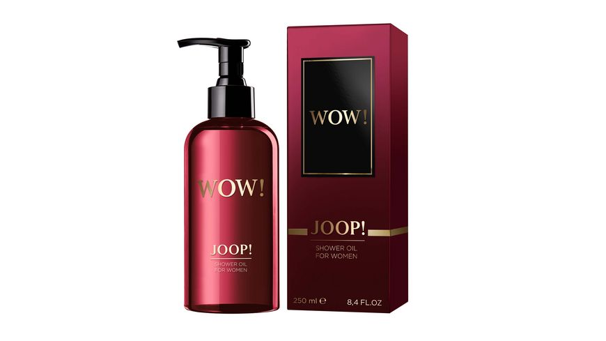 JOOP WOW Woman Showergel
