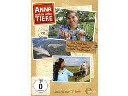 Anna und die wilden Tiere 2