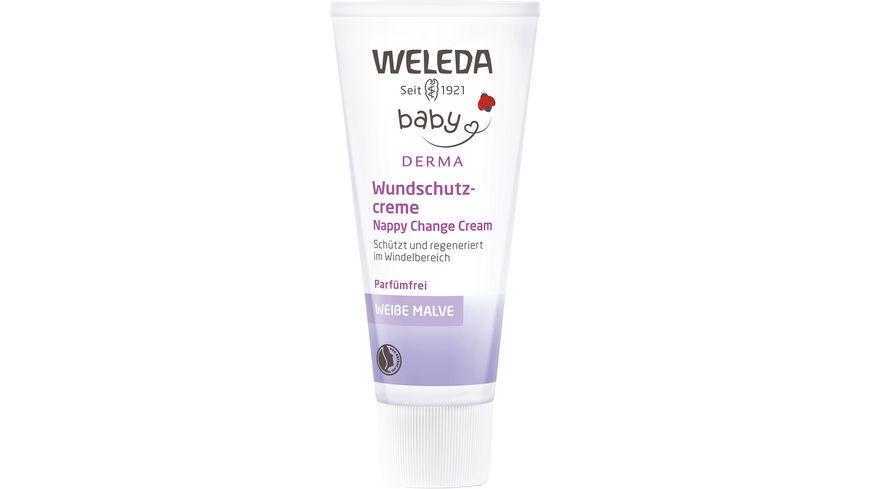 WELEDA Weisse Malve Babycreme