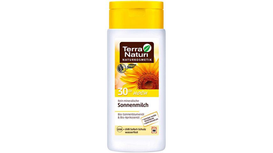 Terra Naturi Sonnenmilch LSF 30