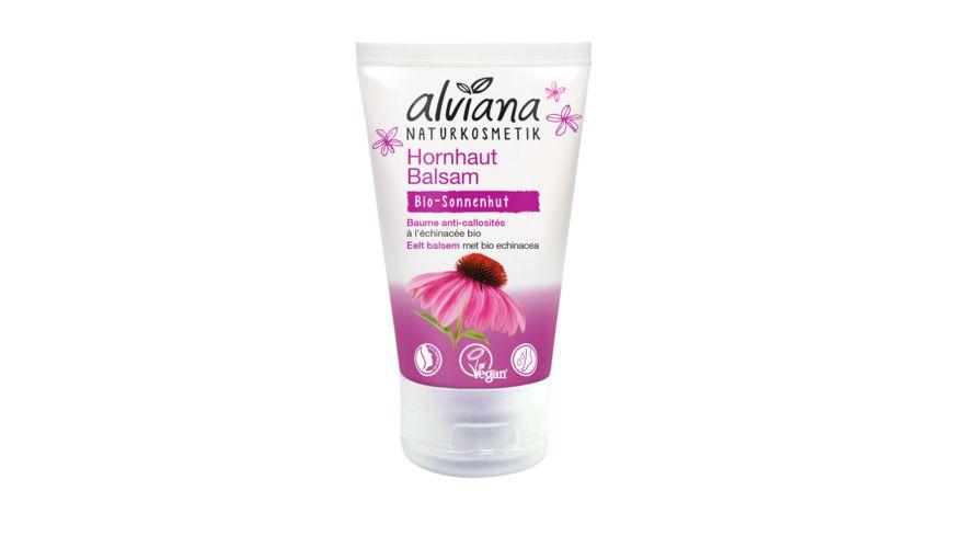 alviana Hornhaut Balsam Bio Sonnenhut
