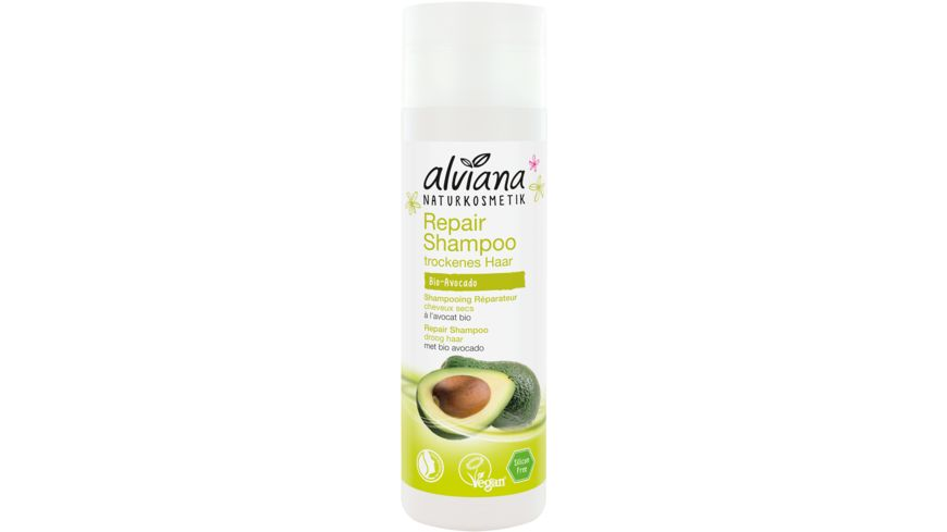 alviana Repair Shampoo Bio Avocado