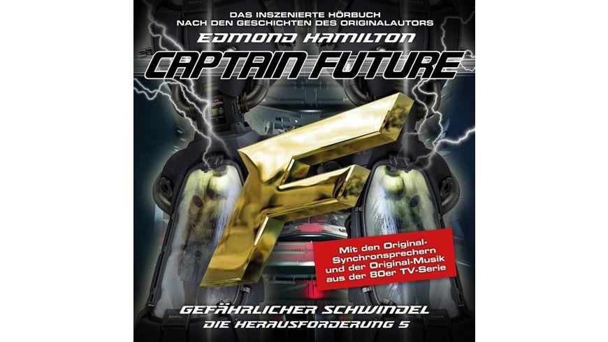 Captain Future Die Herausforderung Folge 05