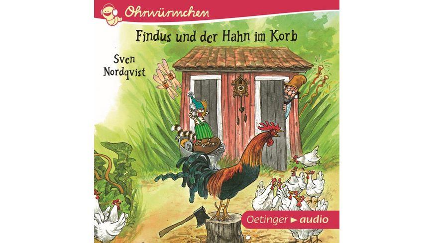 Ohrwuermchen Findus und der Hahn im Korb