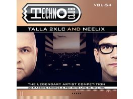 Techno Club Vol 54
