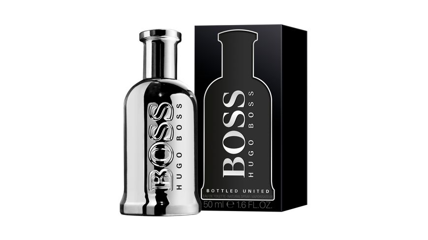 BOSS BOTTLED UNITED Eau de Toilette