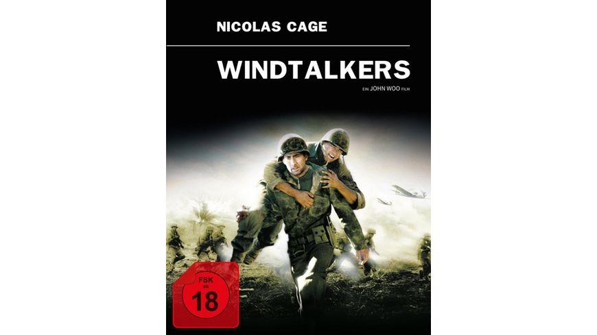 Windtalkers Limited Mediabook inkl 20 Seitiges Booklet Original Kinoplakat