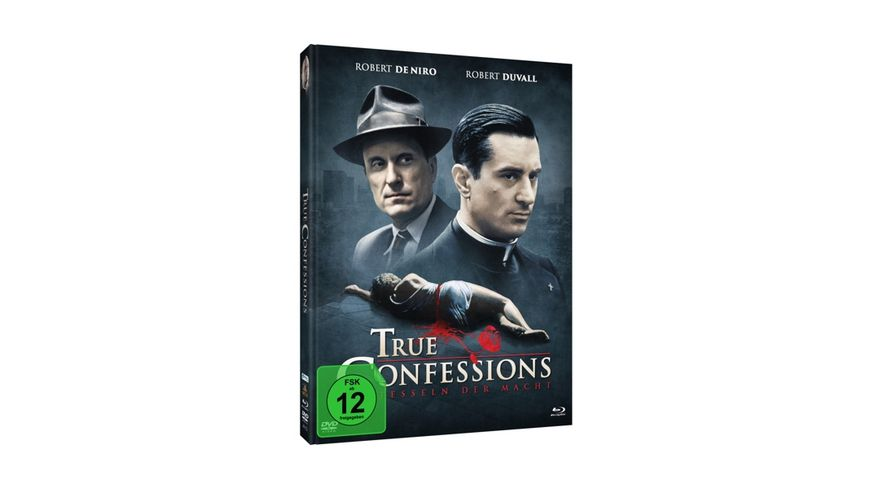 True Confessions Fesseln der Macht Limitiertes Mediabook DVD