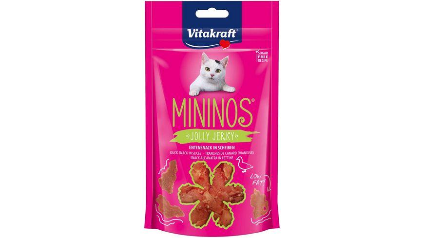 Vitakraft Katzensnack MININOS Jolly Jerky