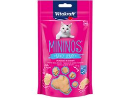 Vitakraft Katzensnack MININOS Fancy Jerky