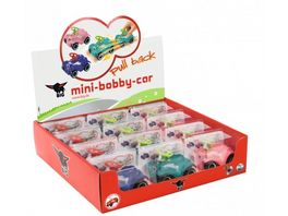BIG Mini Bobby Car Classic Mix sortiert