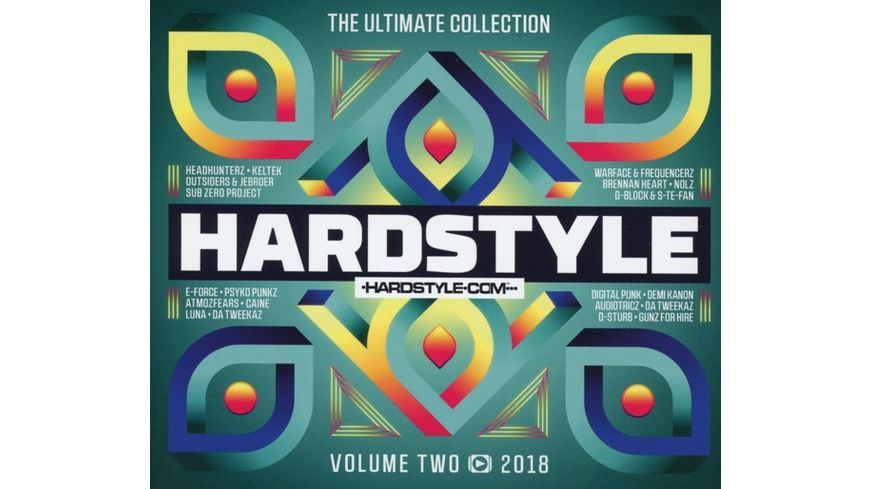 Hardstyle Ultimate Collection 02 2018