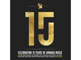 Armada 15 Years Special Digipack Limited Edition