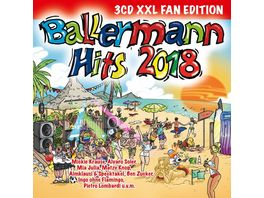 Ballermann Hits 2018 XXL Fan Edition