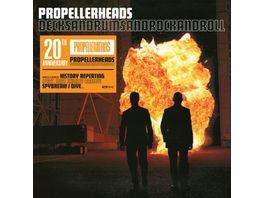 Decksandrumsandrockandroll 20th Anniversary 2LP
