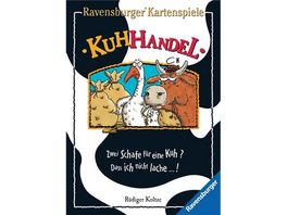 Ravensburger Spiel Kuhhandel