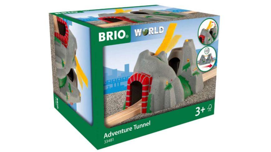 BRIO Bahn - Magischer Tunnel