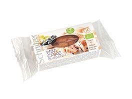 Schnitzer Glutenfree MINI CAKE Bio BLUEBERRY